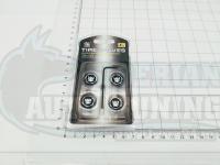Антивандальные колпачки на ниппеля Transformer (черный)