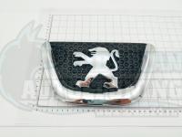 Эмблема шильдик Peugeot 307 ЛИФТИНГ 05-07 на решетку 238х133 мм