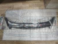 Дефлектор капота черный (спойлер, мухобойка) Ford Focus 2 2009-2011 рестайлинг