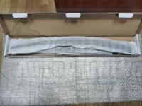 Оригинальные Дефлекторы окон, Ветровики с молдингом из нержавеющей стали для Toyota Rav4 2013+ CA40