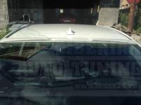 Козырек в стиле Agressor на заднее стекло Toyota Camry V50 V55 2012-2017
