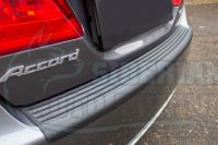 Накладка на задний бампер Honda Accord 9 2013-2015 дорестайлинг