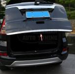 Накладка на кромку задней двери багажника Honda CR-V 4 2013-2016