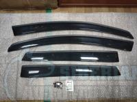 Оригинальные Дефлекторы окон, Ветровики для Nissan Qashqai 2007-2013 J10