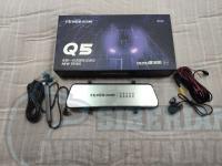 Зеркало Teyes Q5 видеорегистратор с камерой заднего вида.