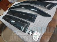 Toyota Prado 120 2002-2009 FJ120 Оригинальные Дефлекторы окон, Ветровики