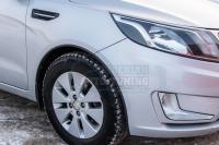 KIA Rio 3 седан с 2011 по 2015 Защитные накладки на колёсные арки