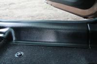 Накладки на ковролин передние Renault Logan II с 2014 г.в. (4 шт)