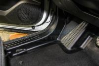 Renault Arkana с 2019- н.в. Накладки на ковролин передние (2 шт)