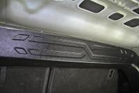 Lada Vesta седан, седан Cross с 2015 г.в. Накладка на перегородку багажника  (1шт)