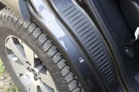Toyota Rav4 2019-2021 Накладки на внутренние части задних арок со скотчем кузов XA50