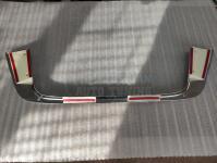 Land Cruiser 200 2008-2018 Хромированная накладка под номер задняя