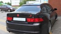 Спойлер узкий на кромку багажника Honda Accord 7