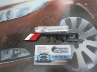 Эмблема алюминиевая для решетки радиатора TRD для автомобилей Toyota