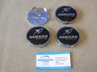 Ступичные колпачки Hamann для автомобилей BMW