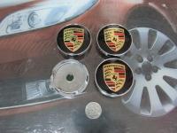 Ступичные колпачки для автомобилей Porsche