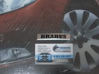 Шильдики Brabus для автомобилей Mercedes-Benz