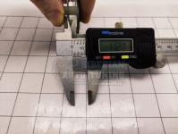 Ступичные колпачки заглушки на диски ЦО 3D Nissan серебро/черные 54/50/10 мм C7042K54 (Цена за 4шт)