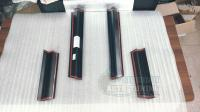Lada Granta накладки на порожки в проём дверей седан, лифтбэк