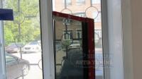 Skoda Octavia 2013 -2020 Оригинальные Дефлекторы окон, Ветровики с хромированным молдингом