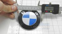 Эмблема BMW на Багажник/капот 82мм 51148132375