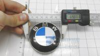 Ступичные колпачки заглушки на диски ЦО BMW 55/53/10 мм (Цена за 4шт) 686109201