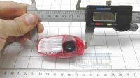 Оригинальная проекция плафон C5 в двери Porsche в комплекте 2 шт