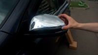 Накладки на зеркала заднего вида Toyota Rav4 IV 2012-2018