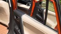 Накладки в салон (каемочки на ручки дверей салона) Toyota Rav4 2013-2015