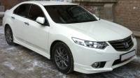 Пороги Type-S - style Honda Accord 8