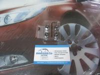 Антивандальные колпачки на ниппеля Mugen для Honda