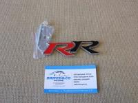 Эмблема алюминиевая для решетки радиатора RR