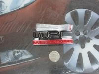 Эмблема алюминиевая для решетки радиатора WRC для автомобилей Subaru