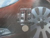 Антивандальные колпачки на ниппеля Toyota