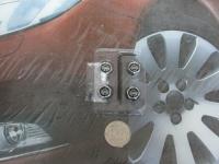 Антивандальные колпачки на ниппеля Nissan