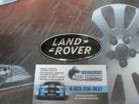 Алюминиевый Шильдик с клеевой основой Land - Rover (разные варианты)