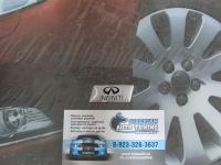 Алюминиевый Шильдик с клеевой основой для автомобилей Infiniti
