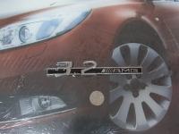 Алюминиевый Шильдик с клеевой основой 3.2 AMG для автомобилей Mercedes-Benz