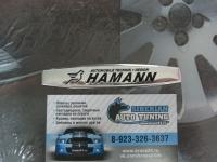 Алюминиевый Шильдик с клеевой основой Hamann для автомобилей Mercedes-Benz / BMW  2