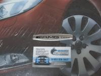 Алюминиевый Шильдик с клеевой основой AMG Edition для автомобилей Mercedes-Benz  2