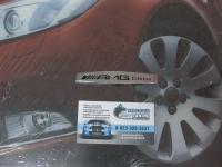 3D Алюминиевый Шильдик с клеевой основой AMG Edition для автомобилей Mercedes-Benz  2