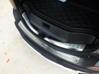 Накладка в багажник внутренняя Toyota Rav4 IV 2013-2015