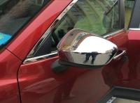 Накладки на зеркала заднего вида Mazda CX-5 2012-2014