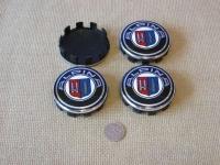 Ступичные колпачки Alpina для автомобилей BMW