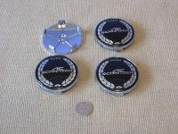 Ступичные колпачки AC Schnitzer для автомобилей BMW