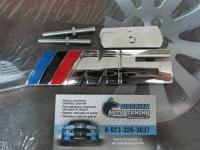 Эмблема алюминиевая для решетки радиатора m5 для автомобилей BMW