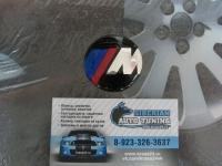 Эмблема M power на руль для BMW