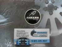 Эмблема Hamann на руль для BMW