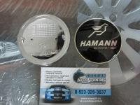 Эмблема Hamann на капот и багажник для BMW 74 мм