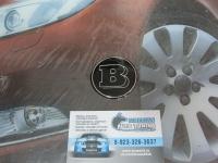 Эмблема Brabus на руль для автомобилей Mercedes-Benz 52мм